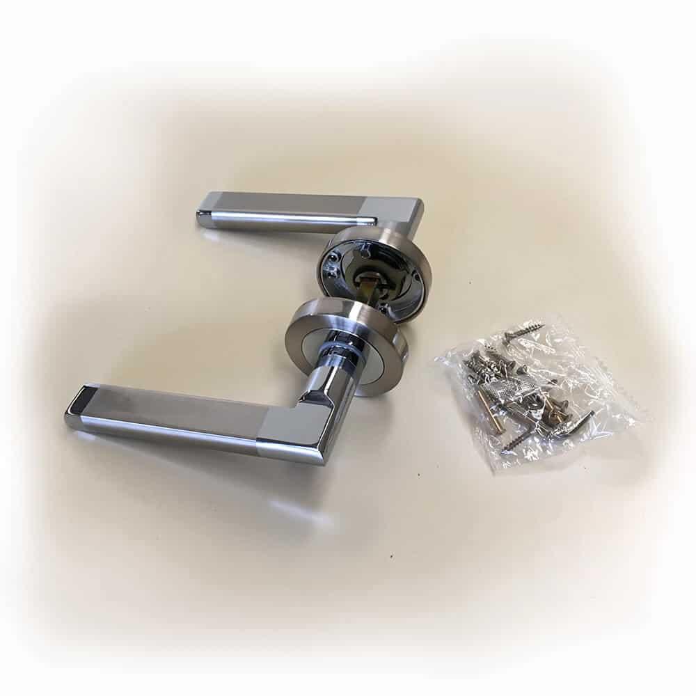 Boyne Premium Zinc Door handle sets